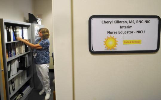 Cheryl Killoran, a registered nurse who works at UMass Memorial Medical Center, recently earned a master's degree through UMassOnline.