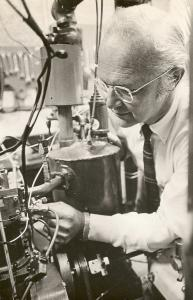 James C. Keck worked on rocket science in Everett in response to the launch of Russia's Sputnik satellite.