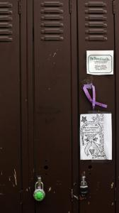 Tributes to Jaewon Martin were left at his locker in the Timilty Middle School in June. The 14-year-old student was fatally shot in May on a Jamaica Plain basketball court.
