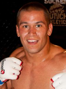 John Ortolani is a rising MMA star.