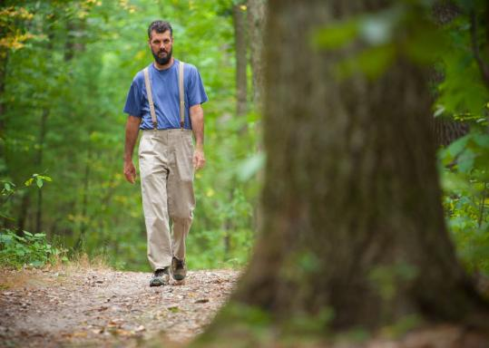 Brian Donahue is helping Weston refine its land management practices.