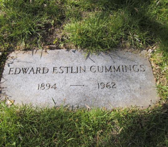 A tour at Forest Hills Cemetery on Thursday will celebrate the lives of e.e. cummings and Eugene O'Neill.