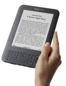 The Kindle is Amazon.com's electronic reader.