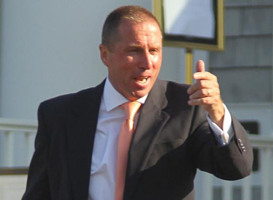 Representative Thomas M. Petrolati has argued that Paul Ware doesn't have the authority to investigate legislators.