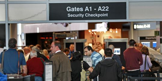 Tough security measures at Logan have drawn industry accolades — and criticism from passengers and privacy advocates.