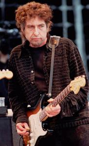 Bob Dylan's songs built on the creations and ideas of others.