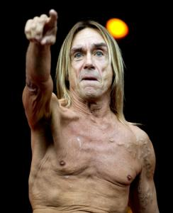 Bjorn Larsson Rosvall/ Associated Press Iggy Pop (seen here in Sweden last month) rocked the House of Blues.