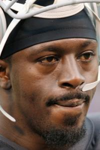 D. BURGESS 5 sacks in '09