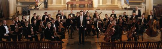 The Boston Classical Orchestra will play pieces by Schubert, Mozart, and Bach at Faneuil Hall.