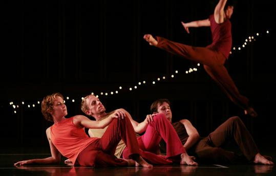 The Mark Morris Dance Group comes to the Cutler Majestic Theatre on Oct. 14-17.