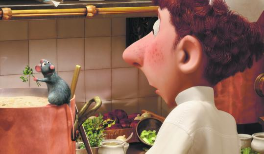 "The Peabody Essex Museum will screen ""Ratatouille'' as part of its ""Edible Art'' weekend."