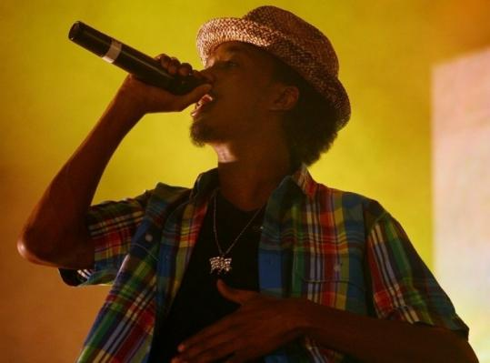 Somalian rapper K'Naan plays the House of Blues on Oct. 13.