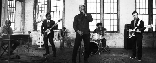 "John Legend collaborates with the Roots on ""Wake Up!,'' an album that features several covers of soul and R&B songs from the '60s and '70s."