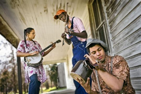 The Carolina Chocolate Drops bring their old-timey music to the Paradise on Oct. 16.