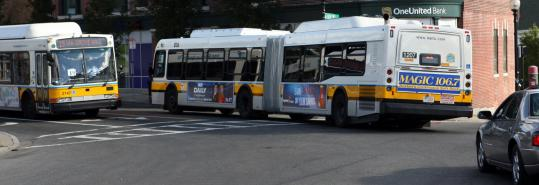 Two months ago, the MBTA rolled out newhybrid gas-electric buses on Route 28 to serve transit users in Roxbury, Dorchester, and Mattapan.