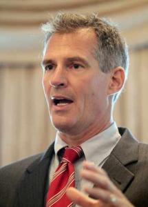 "The bill ""is not the way to get our economy moving again,"" said GOP Senator Scott Brown."
