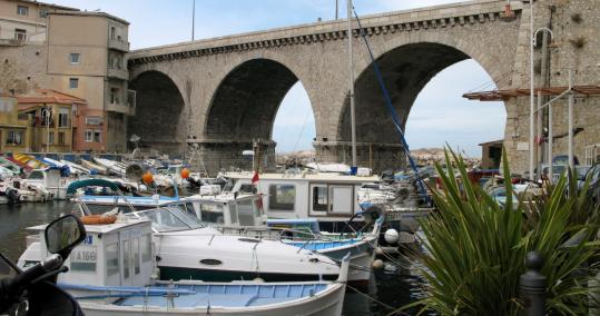 Vallon des Auffes, a fishing port on Marseille&#8217;s coast road, is a cove named for auffiers, craftsmen who made ropes and rigging.