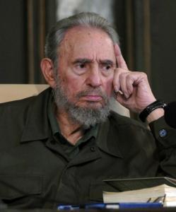 Fidel Castro seemed to have advice for his brother, Mahmoud Ahmadinejad, and Hugo Chávez.