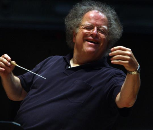 James Levine missed 60 percent of his concerts last season.