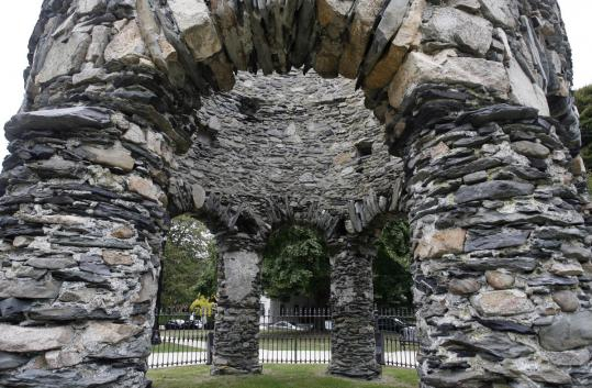 The stone tower in Newport, R.I., has baffled researchers for years and spawned many origin theories, some suggesting it was built about 1,000 years ago; a new theory offers a much more recent date.