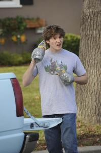 Lucas Neff in the Fox sitcom 'Raising Hope.''