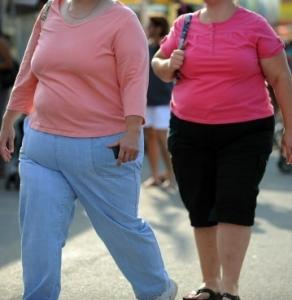 The study says being obese is more costly than being merely overweight.