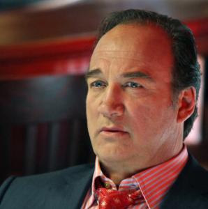 Jim Belushi plays Las Vegas lawyer Nick Morelli.