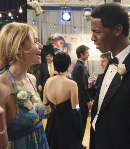 "Jaime King (left) and Mehcad Brooks in ""My Generation.'' The show is about people who came of age in the 2000s."