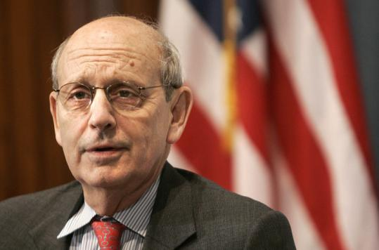 Associate Justice Stephen Breyer has produced a users' guide to both the Constitution and the Supreme Court.