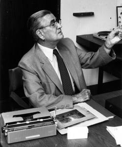 Donald Winslow hired poet Robert Lowell at BU, who in turn taught poets Sylvia Plath and Anne Sexton at the university.