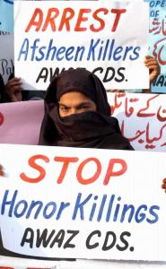 The author analyzes how the psychology of honor can play a role in creating and ending cruel practices such as honor killings of Pakistani women.