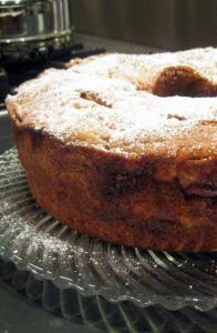 Boston Globe Apple Cake Recipe