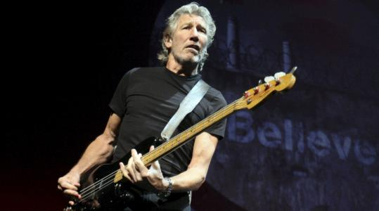 "Roger Waters has rebuilt Pink Floyd's classic 1979 album, ""The Wall.''"