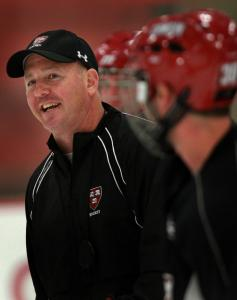 There has been a lot of turnover in talent, and Harvard has had back-to-back nine-win seasons, but nothing dampens the enthusiasm of coach Ted Donato.