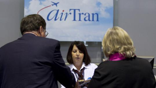 AirTran was fined for promoting $39 fares that really cost $44.