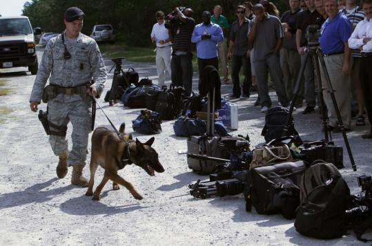 Heat training camp brought out everybody sniffing for the latest on the revamped team.