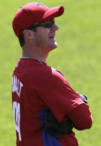 New Phillie Roy Oswalt has never lost a game at Citizens Bank Park (9-0, 2.10 ERA).
