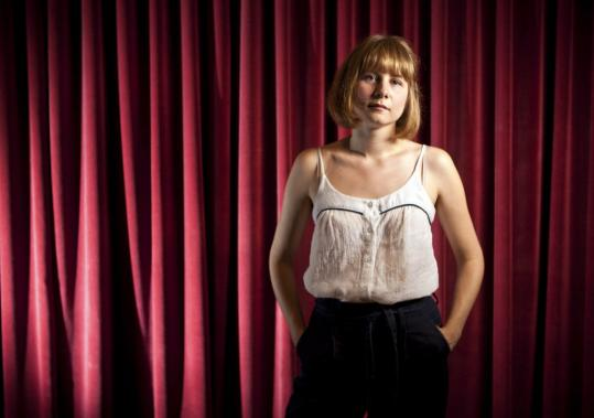 "Annie Baker will have three of her ""Shirley, Vt.'' plays performed in a festival."