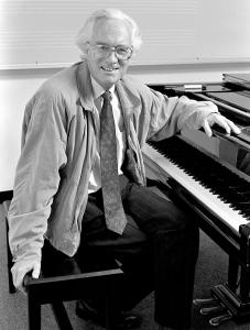 Mr. Brinkmann was chairman of Harvard's music department.