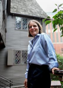 Nina Zannieri is executive director of the Paul Revere House.