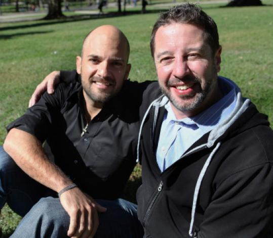 Aurelio Tiné and Greg Gould will soon be married, but the couple faces immigration hurdles.