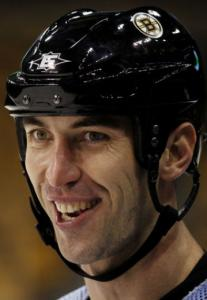 Zdeno Chara, with help from his father, booked a ticket to the NHL at an early age.