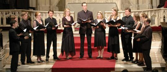 Stile Antico, founded in 2001, comprises 13 British singers who work without a conductor.