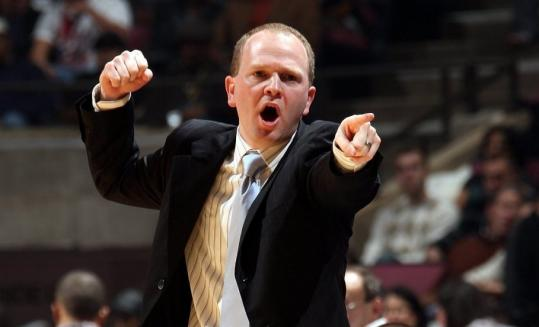 Lawrence Frank had success as New Jersey's coach, taking the Nets to the playoffs four straight years before getting fired after an 0-16 start last year.
