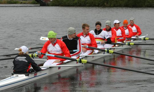The Great Eight — an all-star team of rowers — will be focused on the World Championships, not the Head of the Charles.