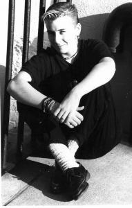 Melissa Ferrick in Harvard Square at 17.