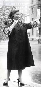 Mrs. Conrad was popular among TV viewers and critics.