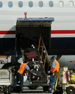 A new law requires screening of cargo carried on passenger planes.