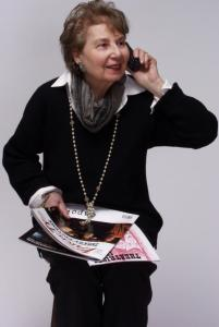 Nance Movsesian managed the Wilbur Theatre for 12 years and operated a publicity firm for more than three decades.