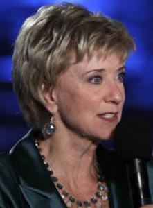 Linda McMahon lost her race on Tuesday though she had contributed hefty sums to her campaign.